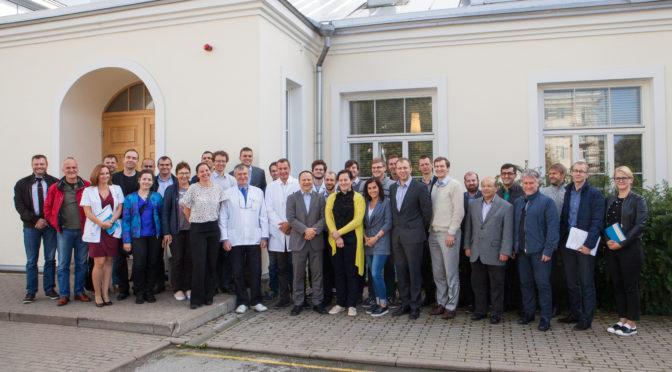 Prof.Dr. Jens-Uwe Stolzenburgi seminar Tallinnas