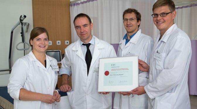 Euroopa Uroloogide Nõukogu akrediteeris kliinikumi residentuuri koolitusprogrammi