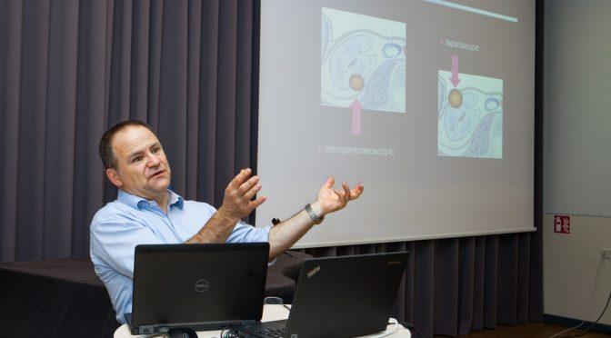 Uroloogiaseminar tõi Eestisse oma ala liidri